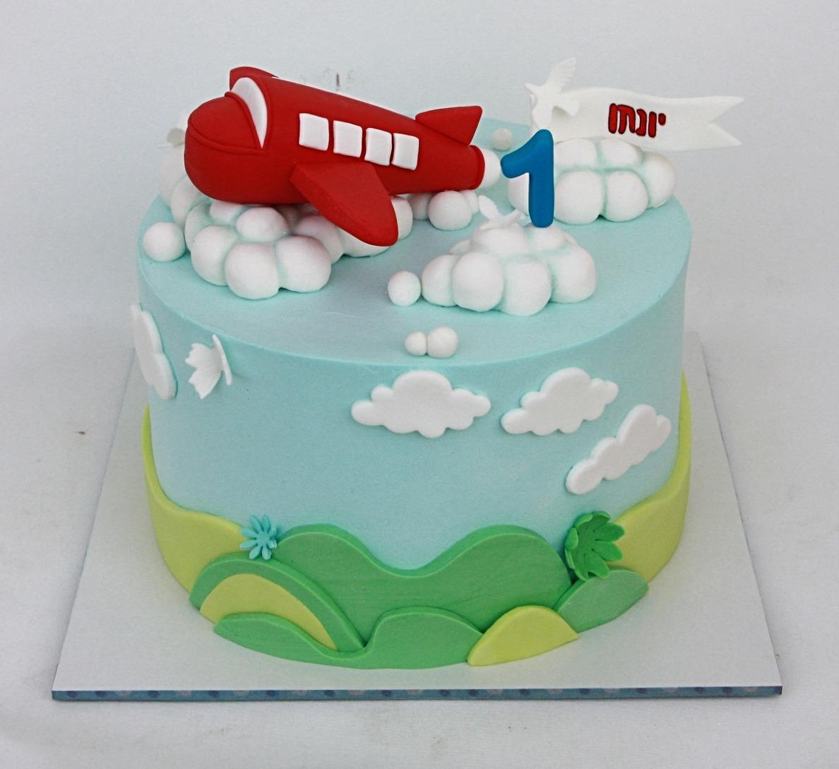 עוגת אוירון