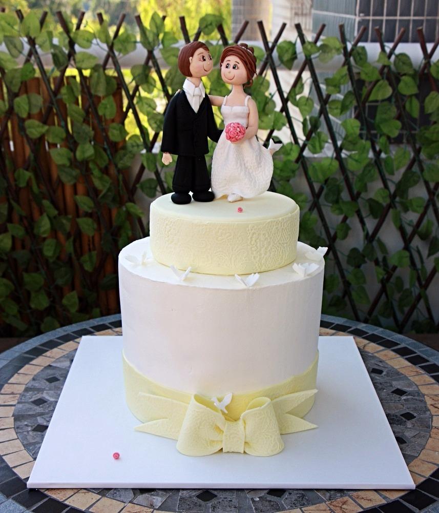 עוגת חתן כלה