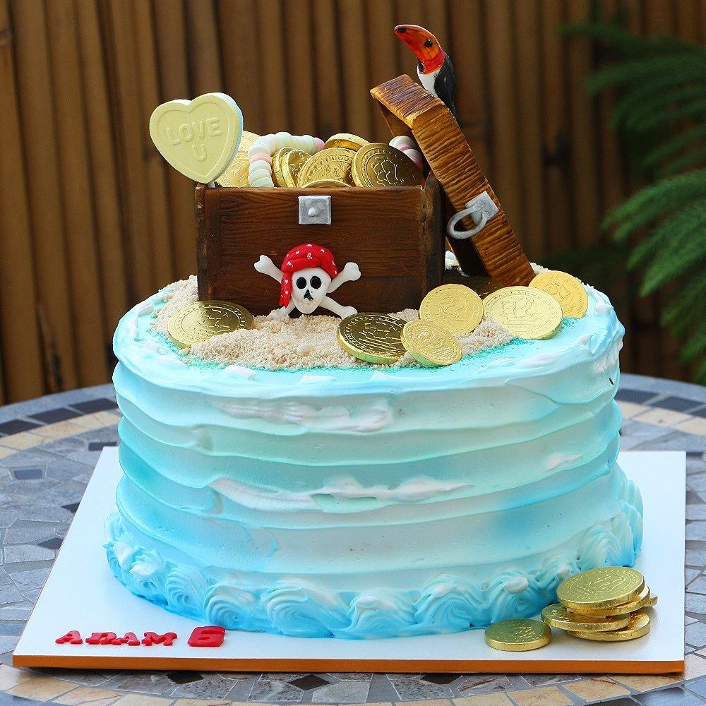 עוגת שודדי ים