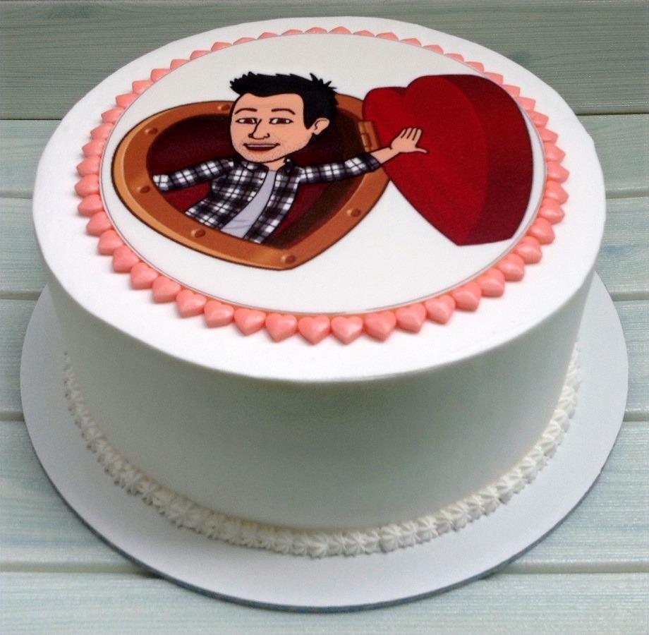 עוגה לאוהבים