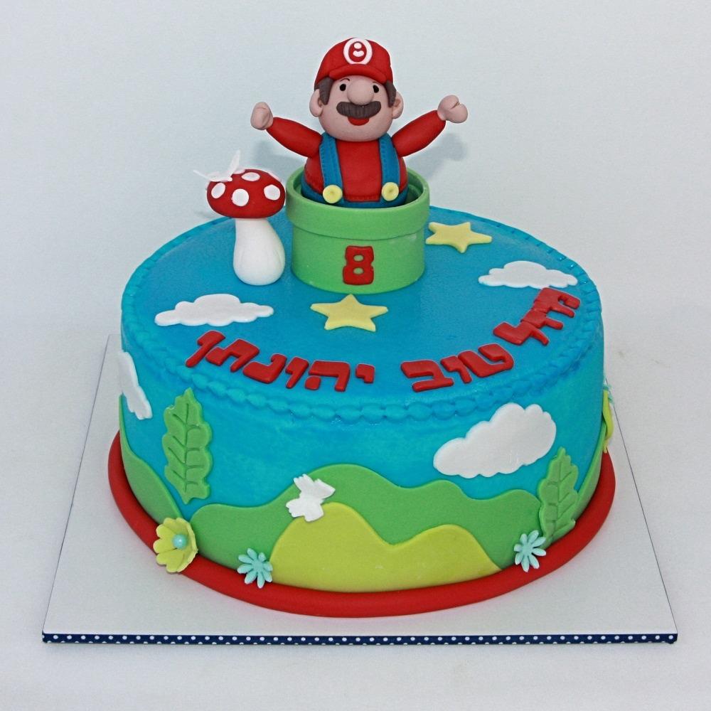 עוגת בוב הבנאי
