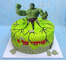 עוגת הענק הירוק