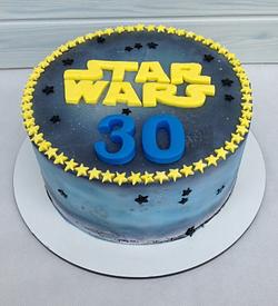 עוגת מלחמת הכוכבים