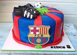 עוגת ברצלונה