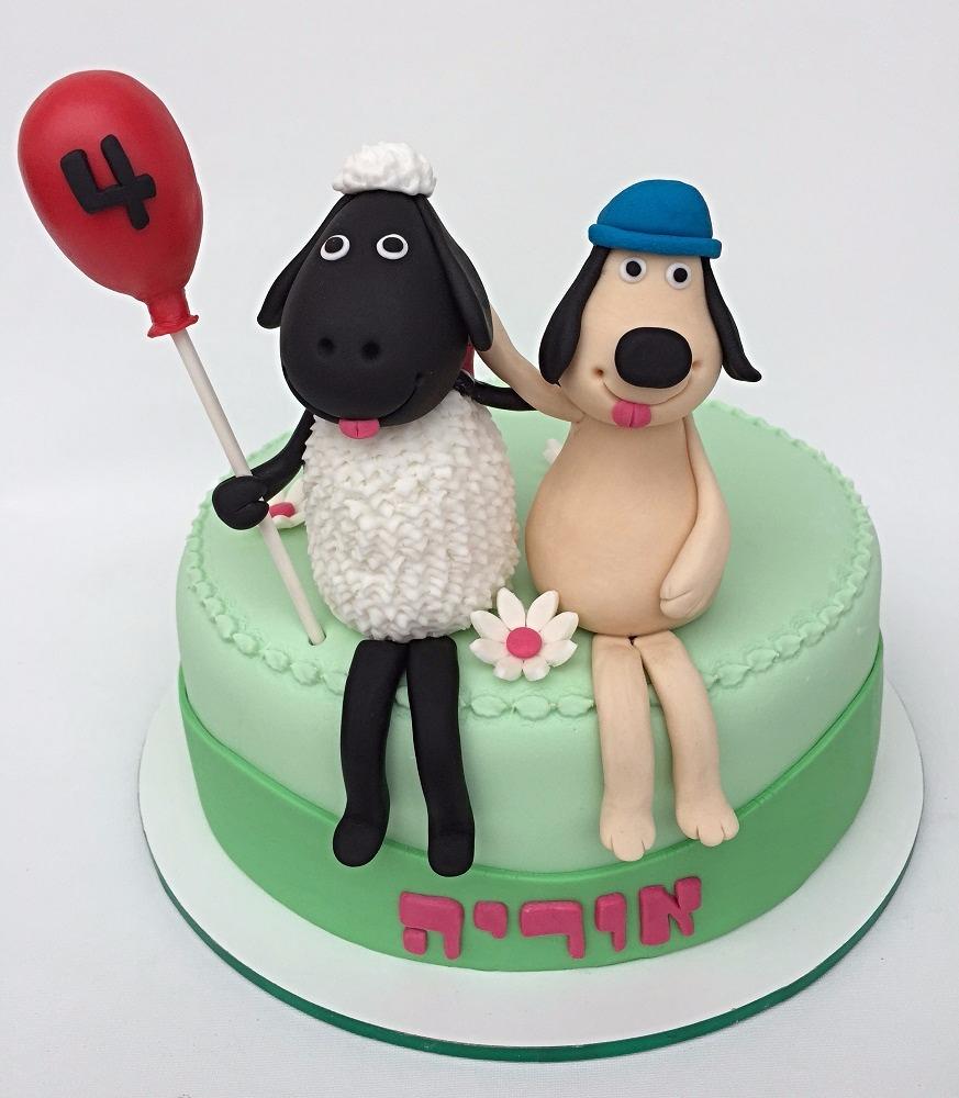 עוגת שון כבשון