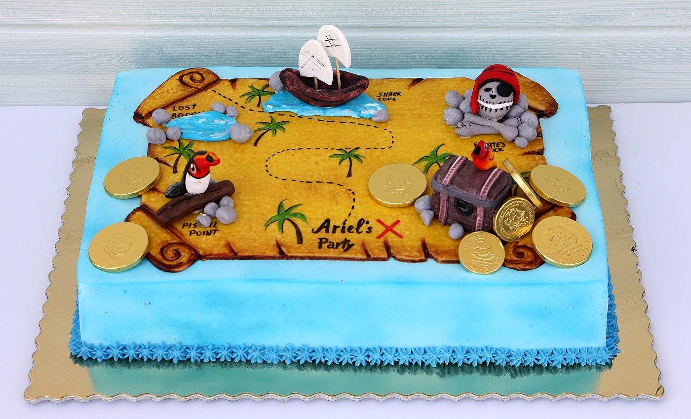 עוגת פיראטים
