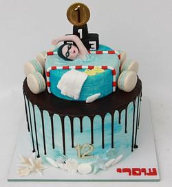 עוגת שחיינית