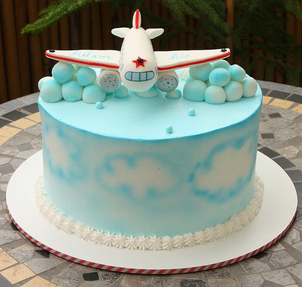 עוגת מטוס
