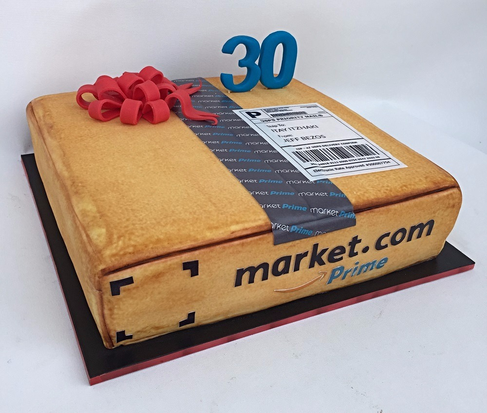 עוגת חבילה