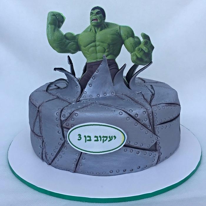 עוגת הענק האלק