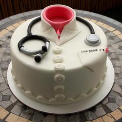 עוגה לרופא