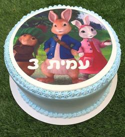 עוגת פיטר הארנב