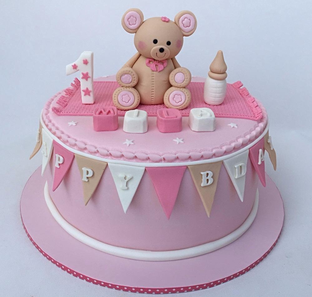 עוגת דובי חמודי