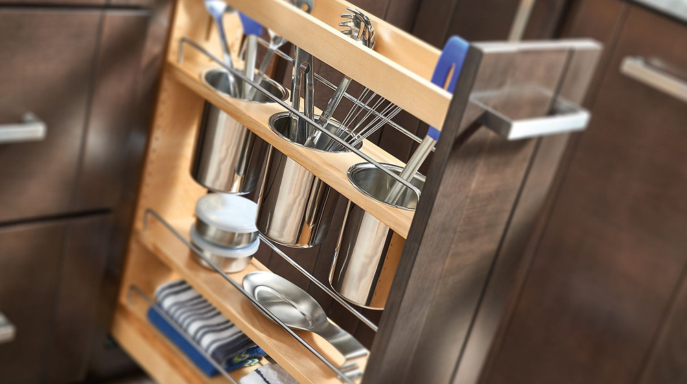 pull out for base kitchen cabinets