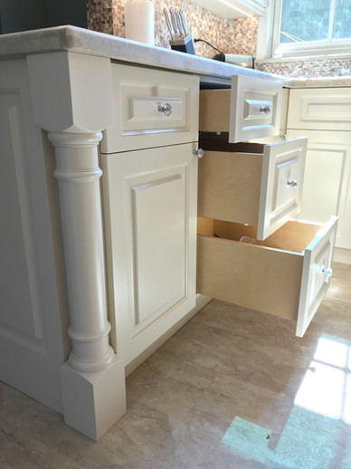 Luxury custom Kitchen cabinets and wood in Toronto