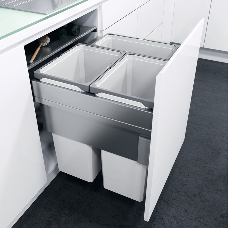 recycling center for kitchen cabinets