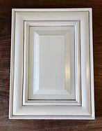 Kitchen Cabinet Refacing - raised panel door in our toronto showroom