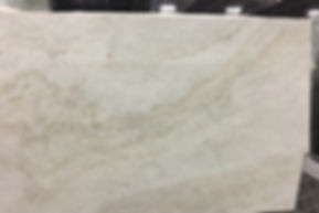 Custom Quartz Countertops - nice granite slab in our shop
