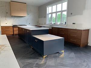 face frame kitchen cabinet oak