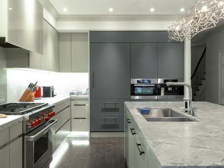 Matte Kitchen Cabinets : Pros & Cons