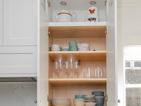 Formaldehyde-Free Kitchen Cabinets for Your  Kitchen Renovation
