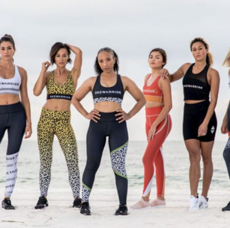 Are you a SheWarrior? The Badass Women's Athletic Wear Co. You Need to Know About