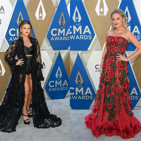 Best Dressed at the CMAs 2020!