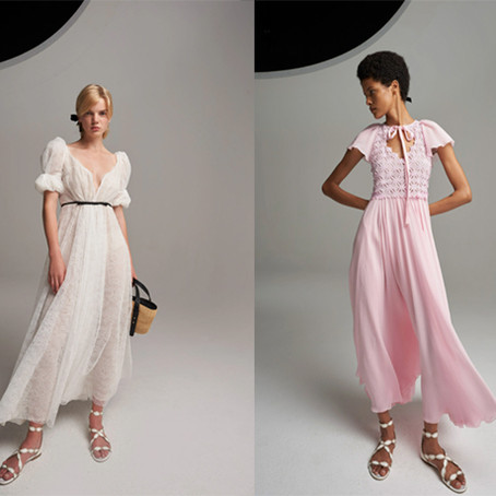 All the Looks from the Giambattista Valli Resort 2022 Collection