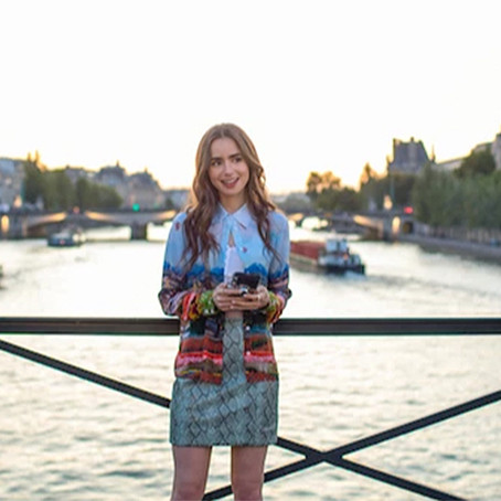 Whether You Love it or Hate It, We're All Talking About it: The Fashion of Emily in Paris