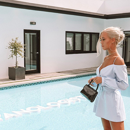 Lottie Tomlinson Launches Tanologist in US