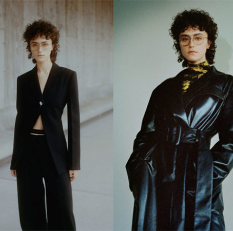 Ella Emhoff Stuns in Proenza Schouler's Fall 2021 RTW Collection