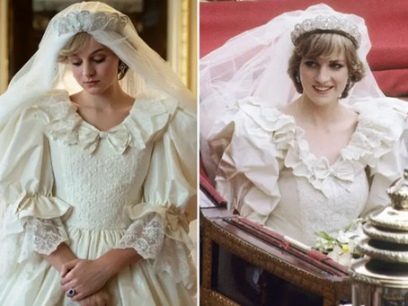 The Best Princess Diana Outfit-Recreations from The Crown Season 4