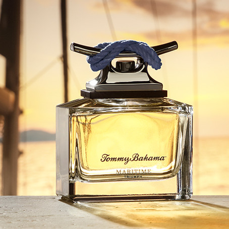 The Scent of the Season: Introducing Tommy Bahama Maritime Triumph