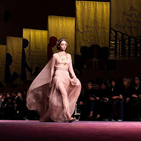 What if Women Ruled the World?: Christian Dior's Spring 2020 Couture Collection