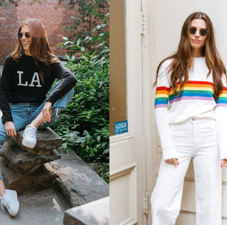 Ellsworth + Ivey Are The Chicest Sweaters You'll Ever Wear