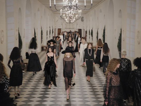 Check Out Every Look From Chanel's Metiers d'Art Collection
