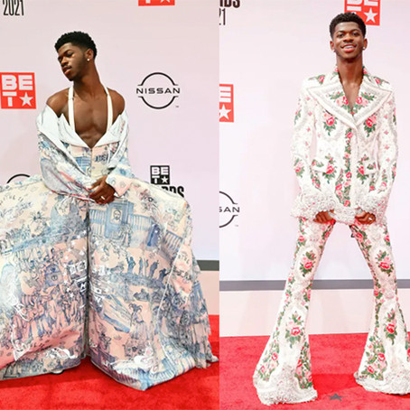 The Best Dressed at the BET Awards