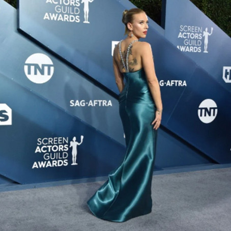 The SAG Awards Fashion Breakdown with River + James
