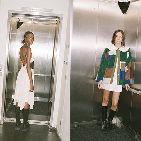 Sandy Liang's NYFW Gives Us Mix & Match Pieces You Need ASAP