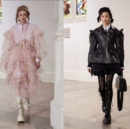 Check Out All the Looks from Simone Rocha's Cathedral Catwalk