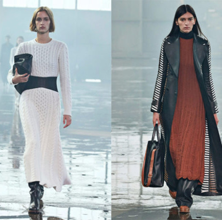 Check Out All the Looks from Gabriela Hearst's Fall2021 Runway Show