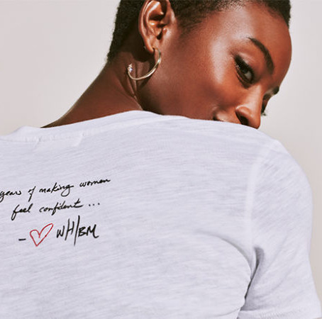 WHBM Launched a T-Shirt For International Women's Day, And We Should All Get One