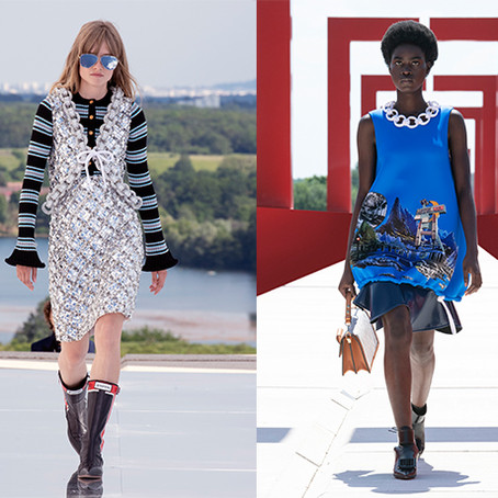 Louis Vuitton Bridges the Gap Between Streetstyle and Couture