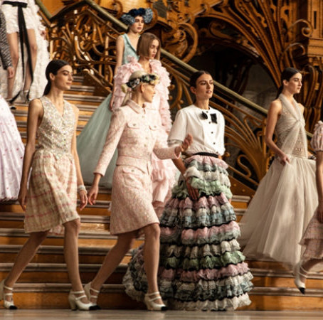 See Every Look from the Chanel Haute Couture Spring 2021 Show
