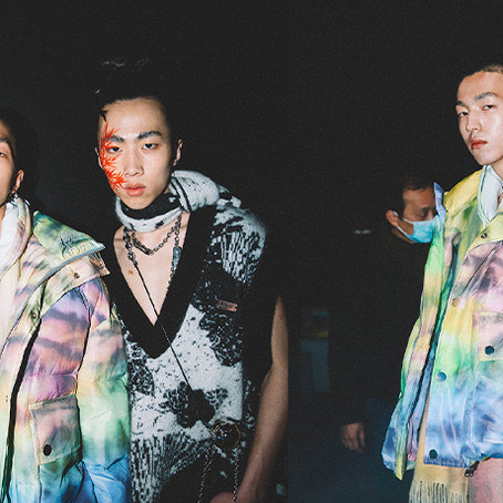 Angel Chen's Rockin Runway is an Ode to 'Dragon Lady' Anna May Wong