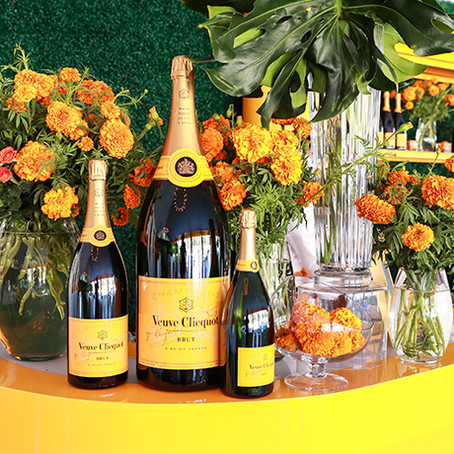Tickets are Still Available for La Grande Dame Garden at Veuve Clicquot's Polo Classic!
