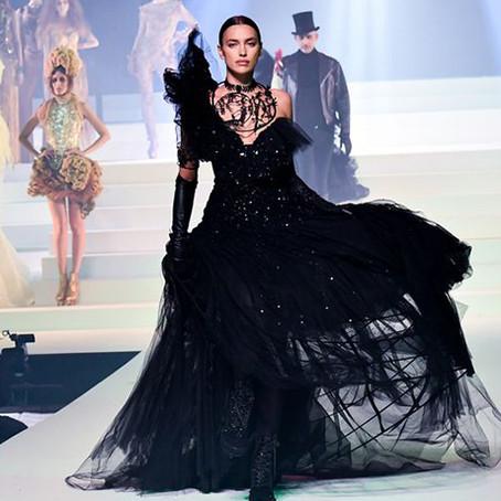 The Wildest Looks from Jean Paul Gaultier's Final Runway Show