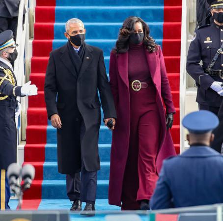 The Best Looks from Joe Biden's Presidential Inauguration Yesterday