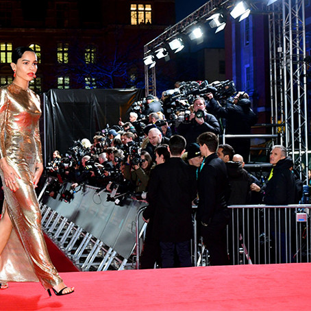 The Best, Worst and Weirdest Dressed at the BAFTAs 2020