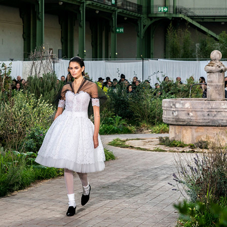 Inspired by Coco Herself, Check Out Chanel's Haute Couture Show